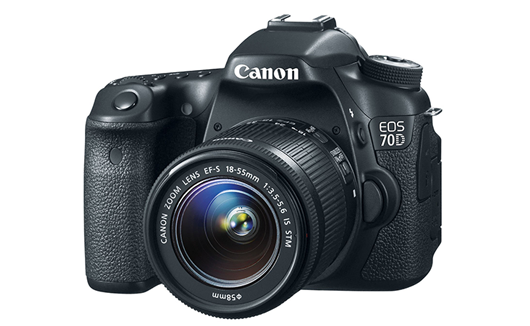 The Best of Canon DSLR Cameras